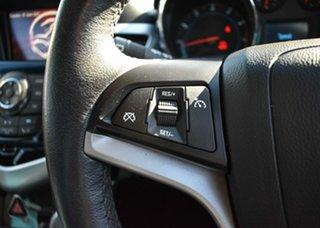 2012 Holden Cruze JH Series II MY12 SRi-V Silver 6 Speed Sports Automatic Hatchback