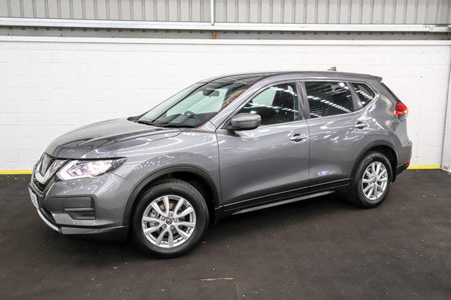 Used Nissan X-Trail T32 Series II ST X-tronic 4WD Canning Vale, 2018 Nissan X-Trail T32 Series II ST X-tronic 4WD Grey 7 Speed Constant Variable Wagon