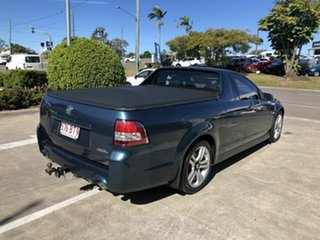 2008 Holden Ute VE SV6 60th Anniversary Blue 5 Speed Sports Automatic Utility