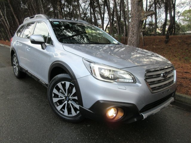Used Subaru Outback B6A MY15 2.5i CVT AWD Premium Reynella, 2015 Subaru Outback B6A MY15 2.5i CVT AWD Premium Silver 6 Speed Constant Variable Wagon