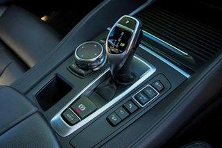 2015 BMW X6 F16 xDrive30d Coupe Steptronic Black 8 Speed Sports Automatic Wagon