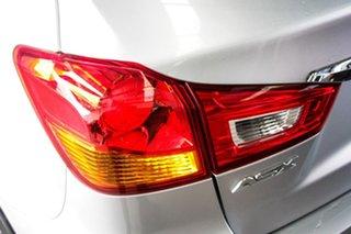 2017 Mitsubishi ASX XC MY17 LS (2WD) Continuous Variable Wagon