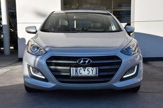 2017 Hyundai i30 GD5 Series II MY17 SR Silver 6 Speed Sports Automatic Hatchback