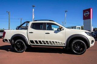 2019 Nissan Navara D23 S4 MY19 N-TREK White 7 Speed Sports Automatic Utility.
