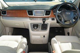 2017 LDV G10 SV7A Black/Grey 6 Speed Sports Automatic Wagon