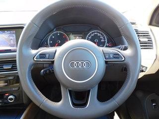 2014 Audi Q5 8R MY14 TDI S Tronic Quattro White 7 Speed Sports Automatic Dual Clutch Wagon
