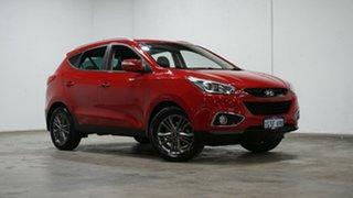 2014 Hyundai ix35 LM3 MY15 SE Red 6 Speed Sports Automatic Wagon.