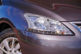 2013 Nissan Pulsar B17 ST Grey 6 Speed Manual Sedan.