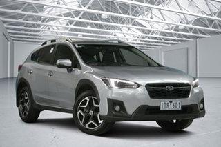 2018 Subaru XV MY18 2.0I-S Silver Continuous Variable Wagon.