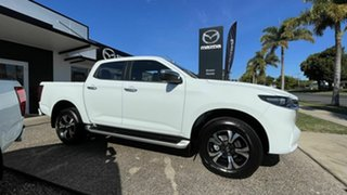 2021 Mazda BT-50 GT White 6 Speed Automatic Dual Cab