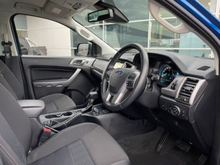 2018 Ford Ranger PX MkIII 2019.00MY XLT Blue 6 Speed Sports Automatic Utility