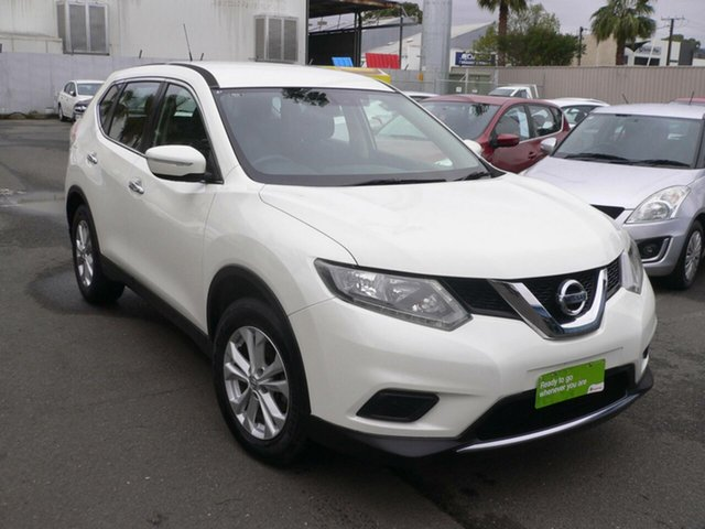 Used Nissan X-Trail T32 ST X-tronic 4WD St Marys, 2016 Nissan X-Trail T32 ST X-tronic 4WD White 7 Speed Constant Variable Wagon