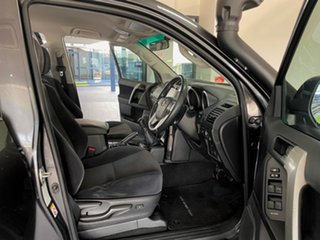 2016 Toyota Landcruiser Prado GDJ150R GXL Grey 6 Speed Manual Wagon