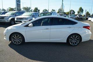 2013 Hyundai i40 VF2 Premium White 6 Speed Sports Automatic Sedan