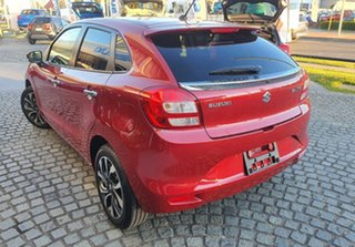 2021 Suzuki Baleno EW Series II GLX Phoenix Red 4 Speed Automatic Hatchback.