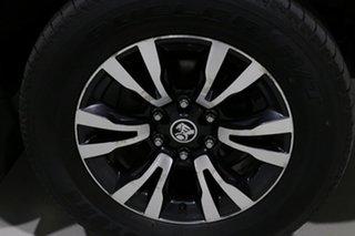 2017 Holden Colorado RG MY18 LTZ (4x4) Brown 6 Speed Automatic Crew Cab Pickup