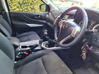 2018 Nissan Navara D23 S3 ST Black 6 Speed Manual Utility