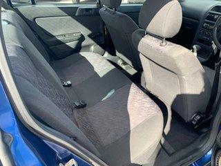 2002 Holden Astra TS City Blue 4 Speed Automatic Sedan