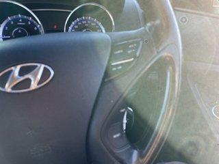 2013 Hyundai i45 YF MY11 Active White 6 Speed Automatic Sedan