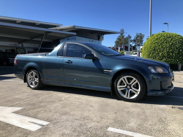 Used Holden Ute VE SV6 60th Anniversary Yamanto, 2008 Holden Ute VE SV6 60th Anniversary Blue 5 Speed Sports Automatic Utility