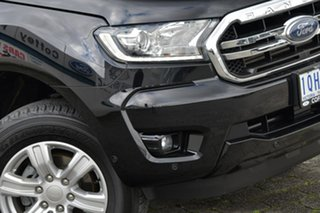 2019 Ford Ranger PX MkIII 2019.00MY XLT Black 10 Speed Sports Automatic Super Cab Pick Up