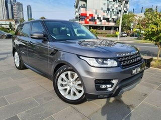 2017 Land Rover Range Rover Sport L494 17MY SE Grey 8 Speed Sports Automatic Wagon