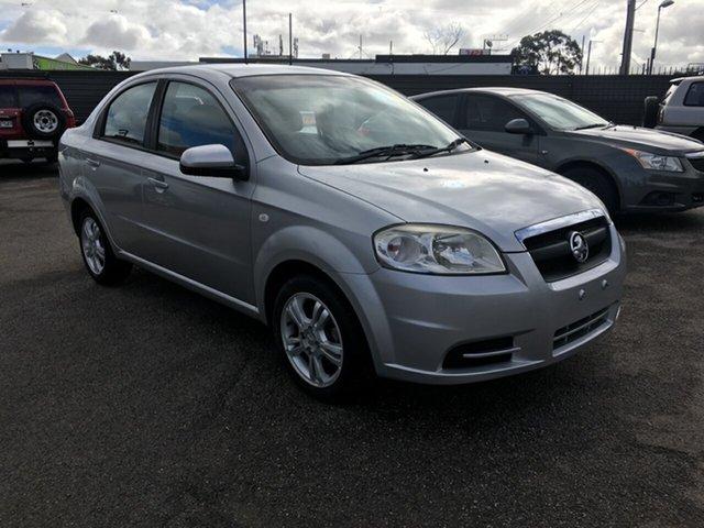 Used Holden Barina TK MY11 Blair Athol, 2011 Holden Barina TK MY11 4 Speed Automatic Sedan