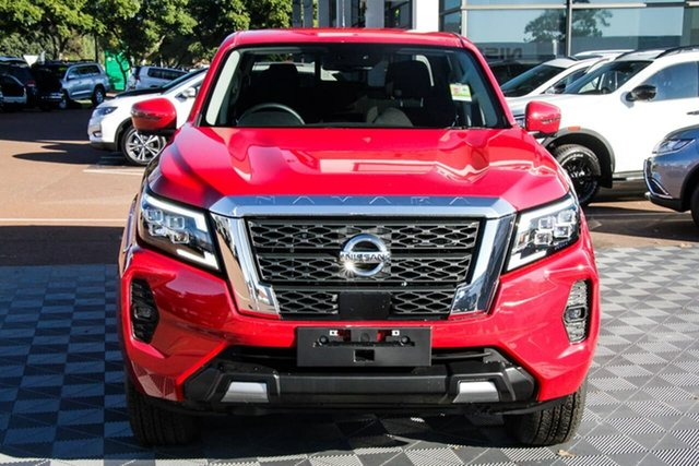 New Nissan Navara D23 MY21 ST-X Melville, 2021 Nissan Navara D23 MY21 ST-X Burning Red 7 Speed Sports Automatic Utility