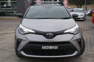 2020 Toyota C-HR NGX50R S-CVT AWD Silver 7 Speed Constant Variable Wagon.