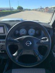2014 Nissan Navara D22 S5 ST-R Silver/310314 5 Speed Manual Utility