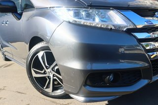 2016 Honda Odyssey RC MY16 VTi-L Grey Continuous Variable Wagon.