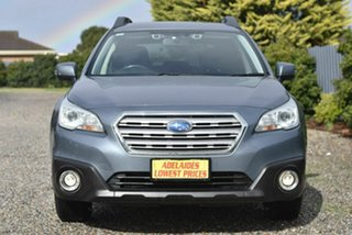 2017 Subaru Outback B6A MY17 2.0D CVT AWD Grey 7 Speed Constant Variable Wagon.