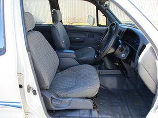 2003 Toyota Hilux KZN165R 4x4 White 5 Speed Manual Dual Cab