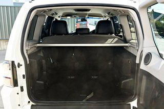 2012 Mitsubishi Pajero NW MY12 Exceed White 5 Speed Sports Automatic Wagon