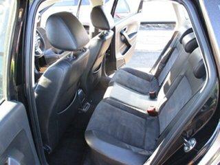 2010 Volkswagen Polo Comfortline Black 4 Speed Automatic Hatchback