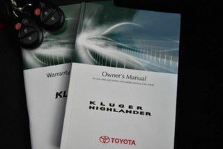 2012 Toyota Kluger GSU40R MY12 KX-R 2WD Grey 5 Speed Sports Automatic Wagon