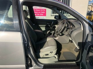 2004 Ford Territory SX Ghia Silver 4 Speed Sports Automatic Wagon.
