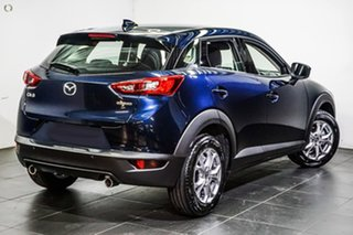 2021 Mazda CX-3 DK2W76 Maxx SKYACTIV-MT FWD Sport Blue 6 Speed Manual Wagon