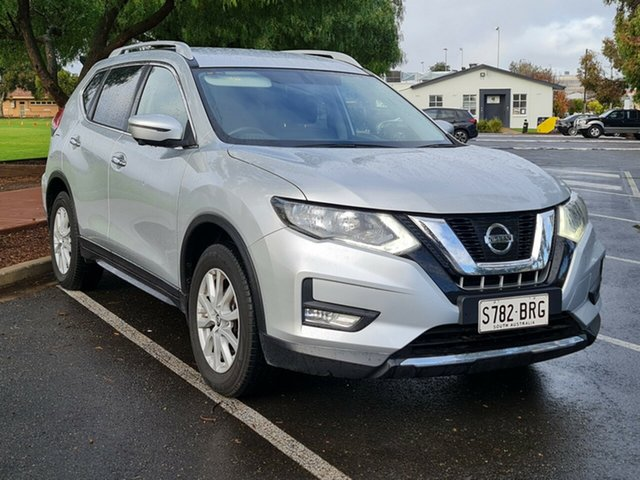 Used Nissan X-Trail T32 Series II ST-L X-tronic 2WD Nailsworth, 2017 Nissan X-Trail T32 Series II ST-L X-tronic 2WD Silver 7 Speed Constant Variable Wagon