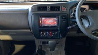 2004 Nissan Patrol GU III MY2003 ST White 4 Speed Automatic Wagon