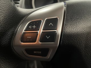 2016 Mitsubishi Lancer CF MY16 GSR Silver, Chrome 5 Speed Manual Sedan