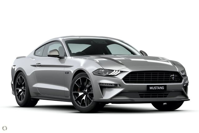 New Ford Mustang FN 2021.50MY High Performance Oakleigh, 2021 Ford Mustang FN 2021.50MY High Performance Silver 6 Speed Manual Fastback