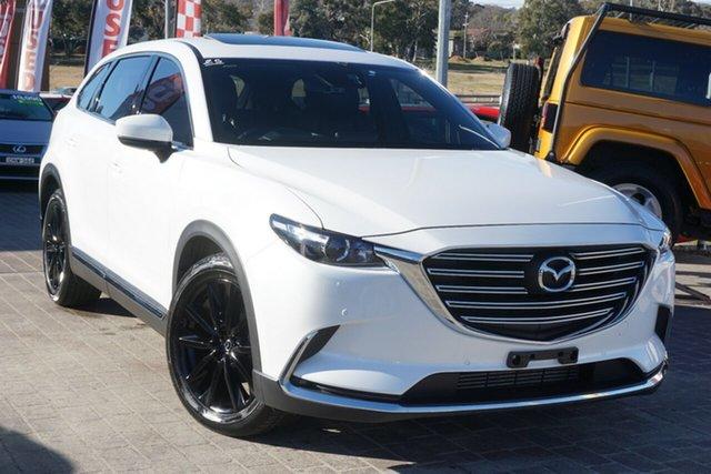 Used Mazda CX-9 TC GT SKYACTIV-Drive Phillip, 2017 Mazda CX-9 TC GT SKYACTIV-Drive White 6 Speed Sports Automatic Wagon