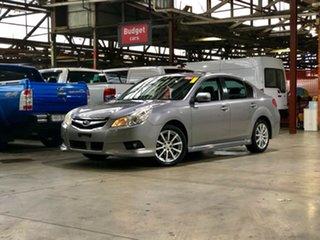 2010 Subaru Liberty B5 MY10 2.5i Lineartronic AWD Premium Silver 6 Speed Constant Variable Sedan.