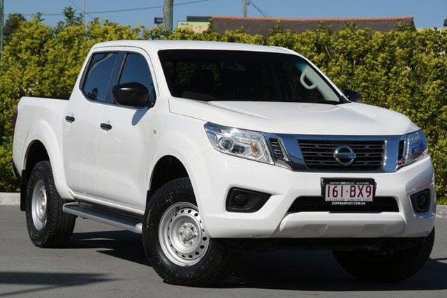 Used Nissan Navara D23 S3 SL Aspley, 2018 Nissan Navara D23 S3 SL White 7 Speed Sports Automatic Utility