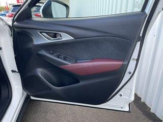 2016 Mazda CX-3 DK4W7A Akari SKYACTIV-Drive i-ACTIV AWD White 6 Speed Sports Automatic Wagon