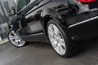 2012 Mercedes-Benz C250 W204 MY12 Avantgarde BE Black 7 Speed Automatic G-Tronic Sedan