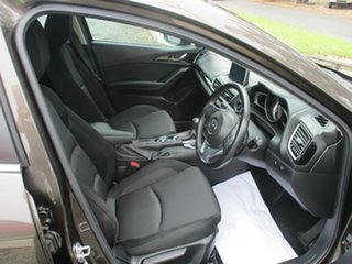 2014 Mazda 3 BM5238 SP25 SKYACTIV-Drive Grey 6 Speed Sports Automatic Sedan