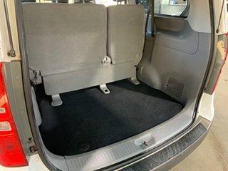 2008 Hyundai iMAX TQ-W White 4 Speed Automatic Wagon