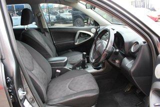2008 Toyota RAV4 ACA33R CV (4x4) Grey 5 Speed Manual Wagon